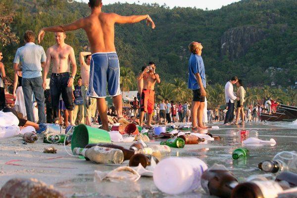 Lieux over dose touristique