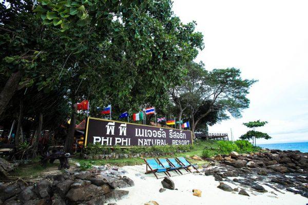 , Destruction de l environnement, Maya Bay et Koh Phi Phi seront désormais fermes aux touristes