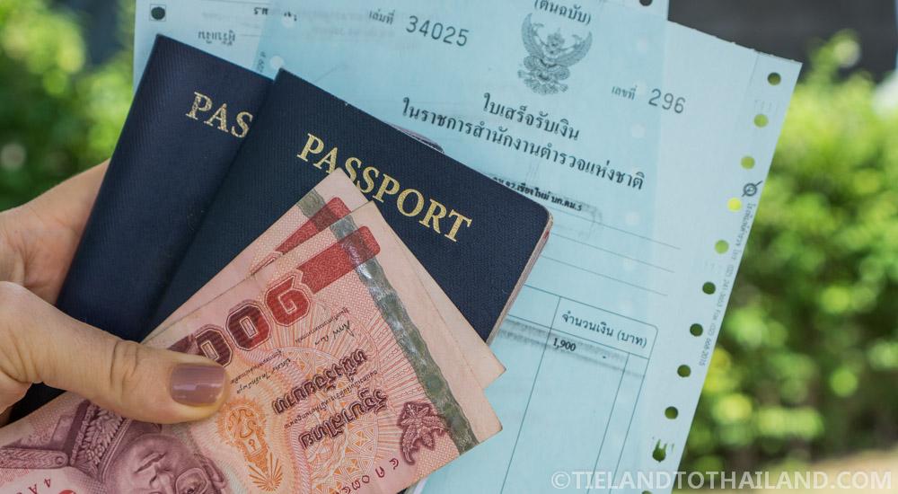 TM30 et TM28 le cauchemar des expatriés en Thaïlande
